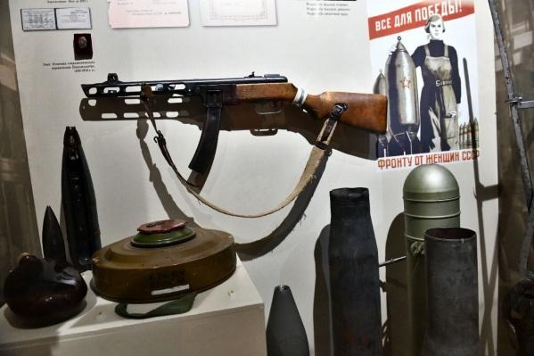 Экспозиция появилась в музее истории города после того, как Владимир Путин подписал указ о присвоении Ярославлю почетного звания Города трудовой доблести
