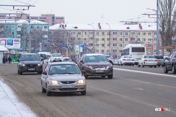 Порядок на проезжих частях Самары во многом зависит от участников дорожного движения. Но правила соблюдает не все