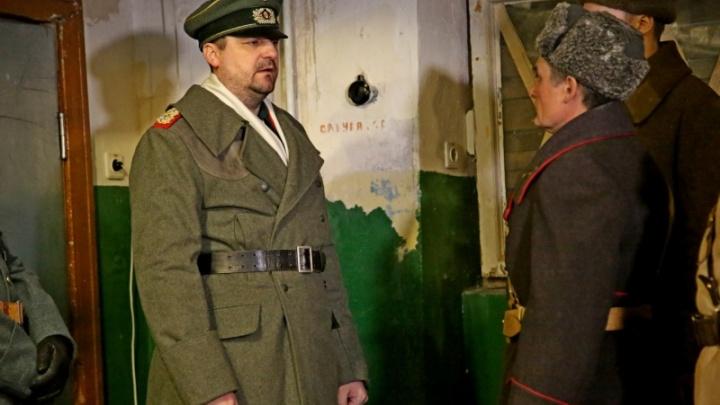 В Волгограде реконструкция пленения Паулюса пройдет без зрителей и ключевого персонажа