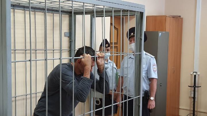 Подозреваемого в убийстве вдовы банкира Екатерины Пузиковой отправили в СИЗО