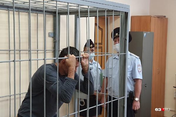 Алексей Рясков признался, что не боится наказания за то, что он совершил