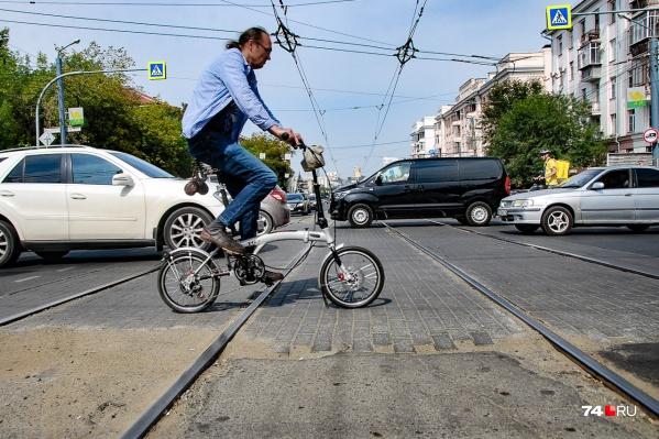 Новая схема отдает приоритет альтернативным автомобилю видам транспорта