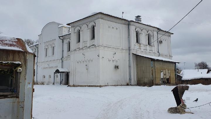 «Так часто поступают в Европе»: в Ярославле на продажу выставили историческую церковь