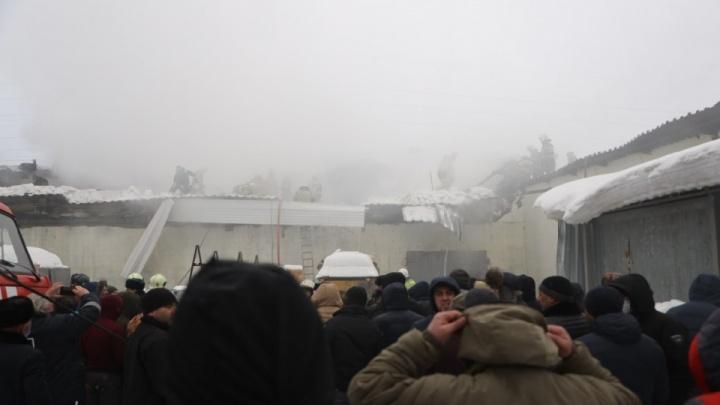 Владельца склада на Дальневосточной, где взорвался пропан, арестовали