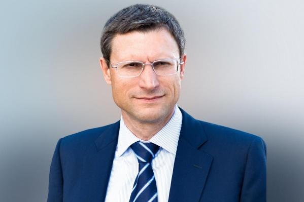 Александр Бойченко,руководитель Пермского регионального волонтерского центра