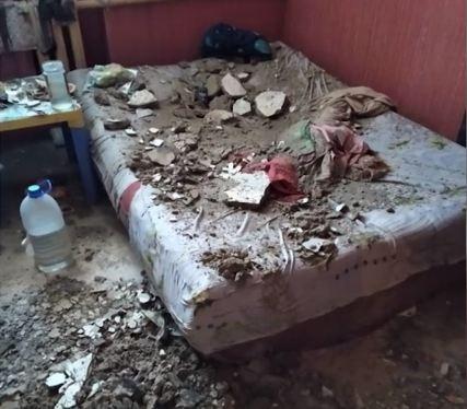 Глава следкома поручил проверить аварийный дом в Перми, вкотором прорывает трубы ирушатся потолки