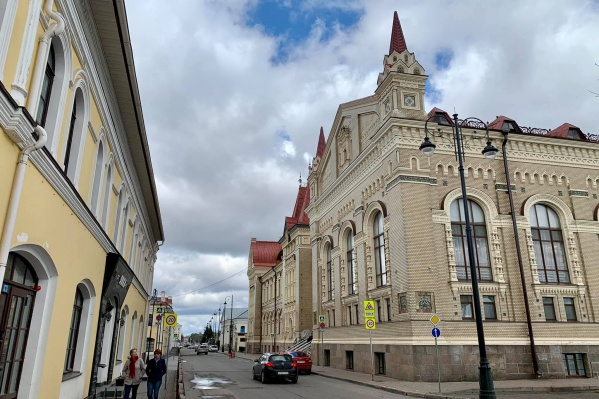 Ярославский, а теперь уже и питерский бизнесмен считает, что Рыбинск должен стать туристическим городом