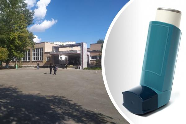 """Страдающий астмой восьмиклассник, которого мама хочет перевести на дистант, учится в гимназии <nobr class=""""_"""">№ 100</nobr>"""