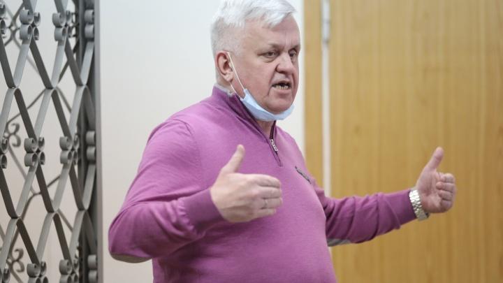 «Я не одноглазый и не пьяница»: Андрей Косилов выступил в суде с последним словом по делу о ДТП