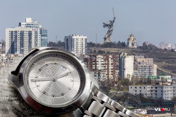 Со вчерашнего дня в Волгоградской области начали сбор подписей за новый референдум о времени