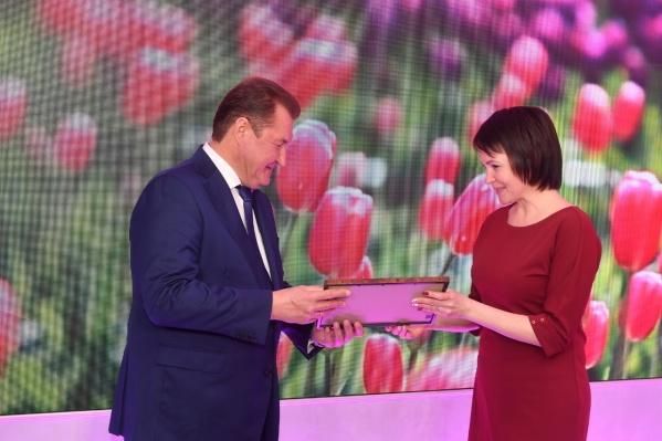 В этом году церемония награждения прошла в онлайн- и офлайн-формате