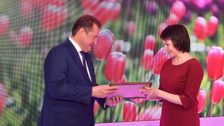 Нефтяницы Прикамья получили награды к 8 Марта
