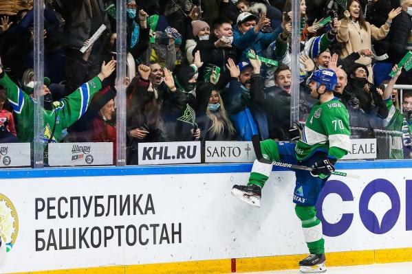 Уфа взяла верх над Челябинском