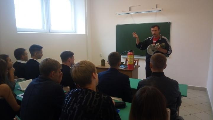 В Башкирии школьный учитель умер прямо перед уроком