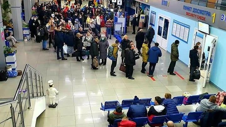 Вместо нового терминала собственник новокузнецкого аэропорта планирует построить багажный павильон