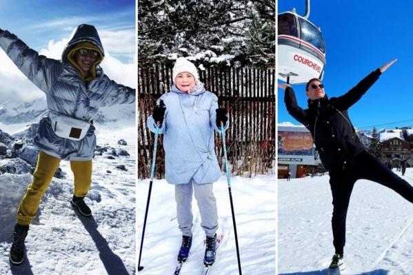 Разброс вариантов — от лыжных прогулок до подъемов в горы