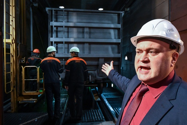 Мы эксклюзивно поговорили с руководством важнейшего предприятия Урала