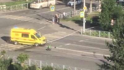 На перекрестке Тимме — Воскресенской погибла женщина-пешеход: видео с места ДТП