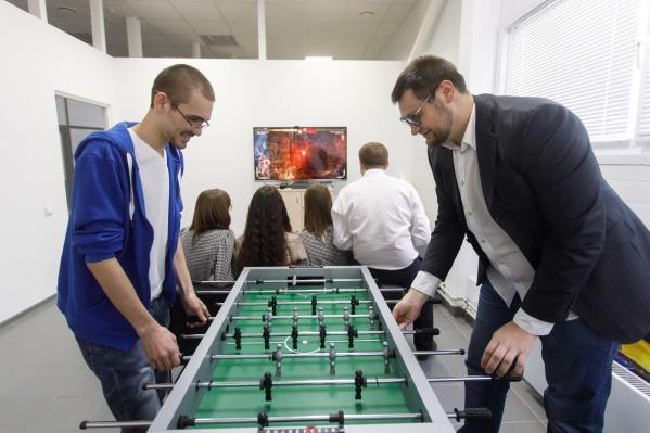 Банк Хоум Кредит изменил традиционный подход к работе сотрудников кол-центра в Волгограде<br>