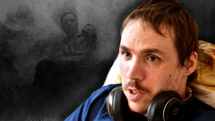 Рэп из палаты смертников: как трагедия на ВИЗе и полтора месяца в коме не сломали 29-летнего парня