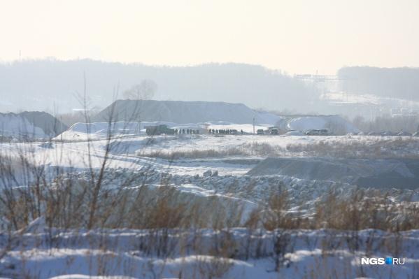 В Искитимском районе пока не планируют разрабатывать новые участки для добычи угля. Вместо этого здесь будут искать питьевую воду