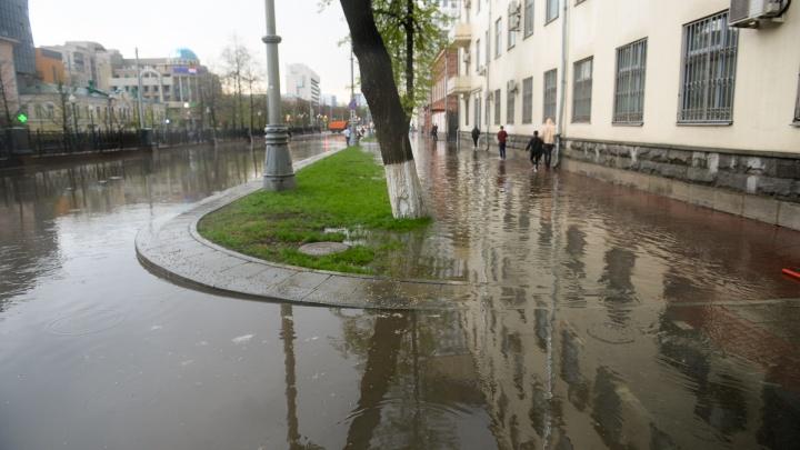 Блогер Варламов включил Екатеринбург в десятку самых грязных городов России
