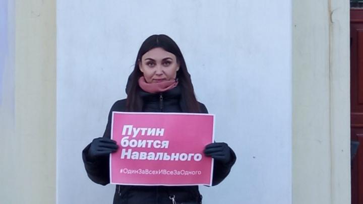 В Ростове задержали координатора штаба Навального