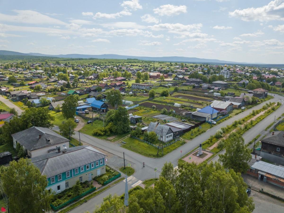 Поселок Висим — часть кластера «Гора Белая»