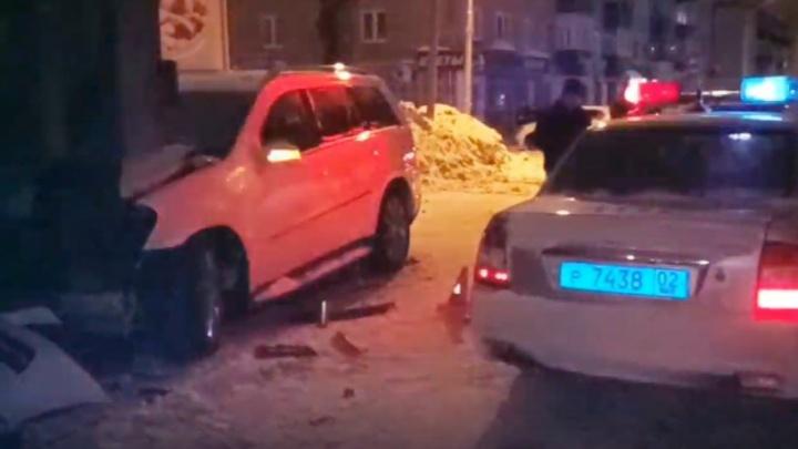 «Ехал за женой»: в Башкирии пьяный водитель задавил дорожногорабочего