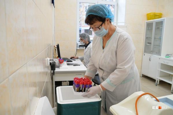 Свердловская область стала второй по числу новых случаев ВИЧ