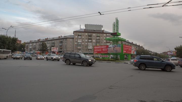 Улицы Станиславского и Титова отремонтируют от площади Маркса до площади Труда