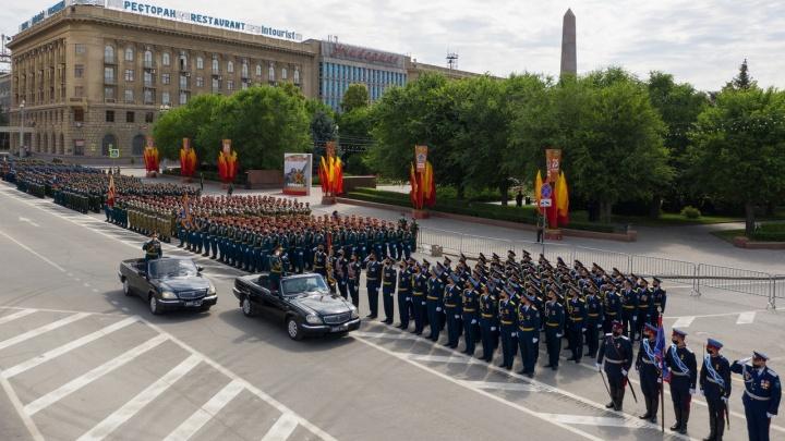 В Волгограде потратят четверть миллиона на озвучку парада Победы