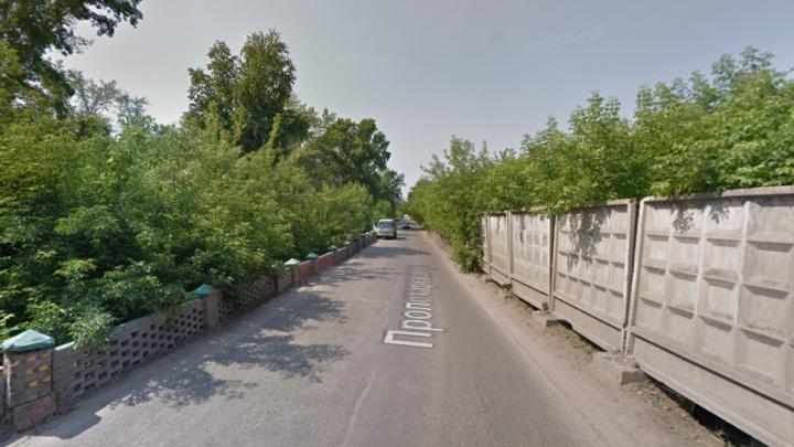 Популярный объезд пробки на ГорДК закрывают на всё лето