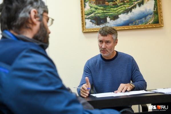 Евгений Ройзман и его фонд помогли собрать деньги на лечение трех детей со СМА из Свердловской области