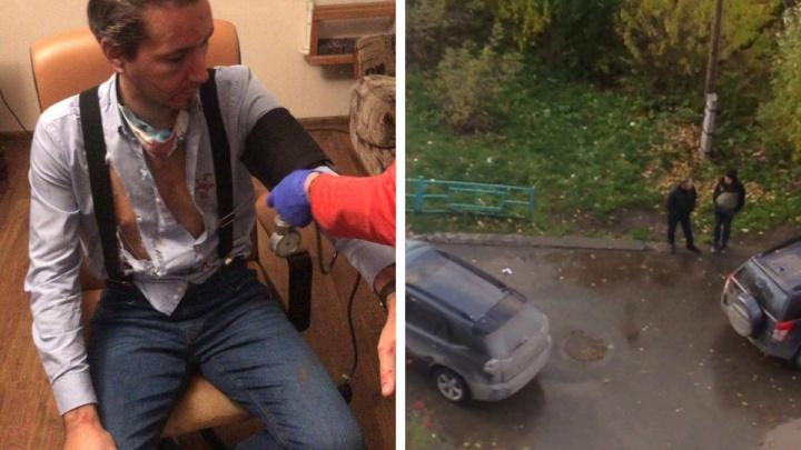 Приятеля убитого в Мошково 19-летнего Векила обвинили в нападении из-за замечания о парковке