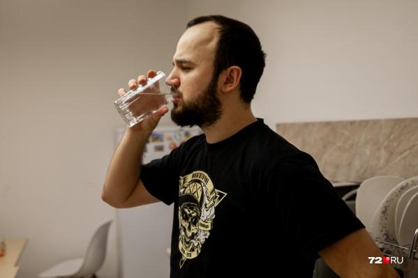 Горожане жалуются, что воду невозможно пить