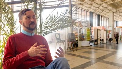 «Будем расчищать входную зону от ларьков»: новый директор — о скорой перезагрузке музея Алабина