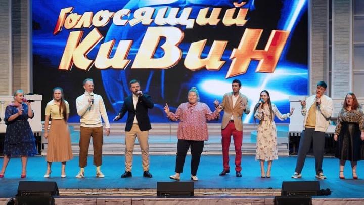 В выходные по «Первому каналу» покажут победную игру сборной КВН Пермского края