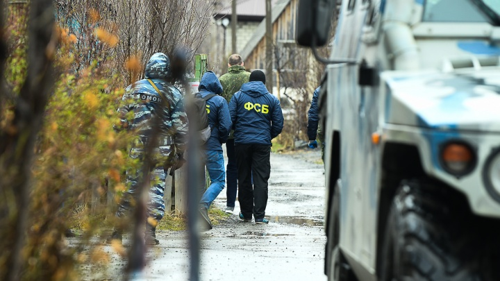 У задержанных на Урале сторонников «Талибана» нашли три килограмма взрывчатки
