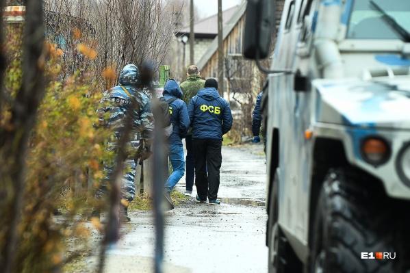 В ФСБ рассказали детали спецоперации