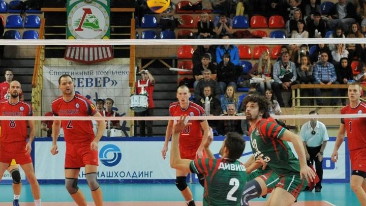 В Кемерове ищут подрядчика для разработки логистики ЧМ по волейболу — 2022