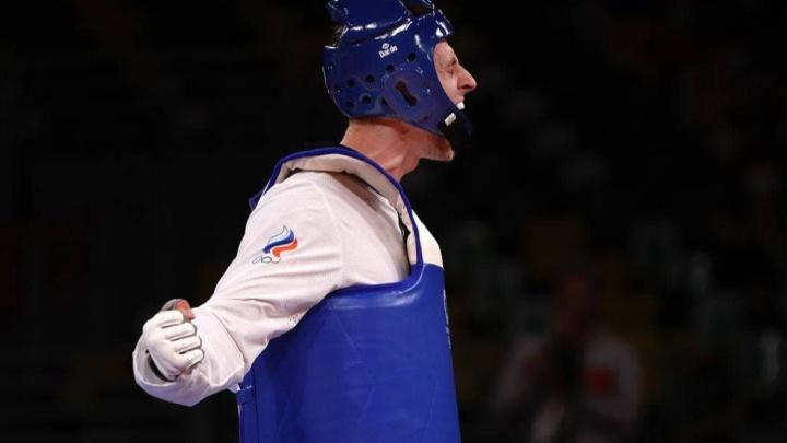 Тхэквондист Ларин завоевал для сборной России седьмое золото в Токио