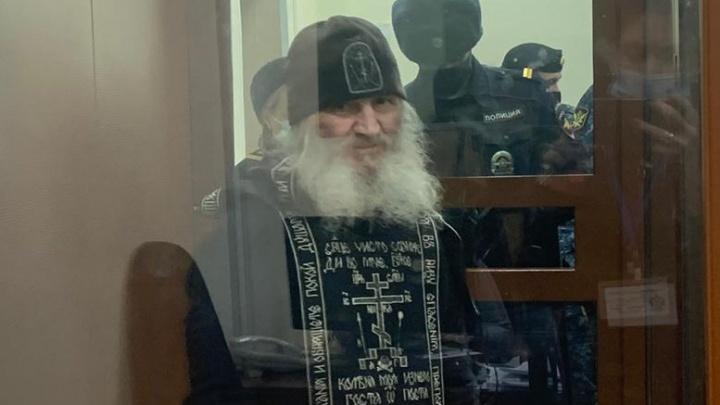 Экс-схимонах Сергий закончил сухую голодовку после сообщения с греческого Афона
