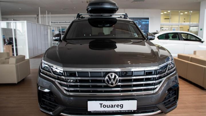 Volkswagen Touareg: свежий взгляд на топовый кроссовер по соотношению цены и качества