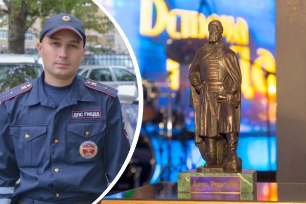 Константину Калинину вручат статуэтку Аники Строганова и премию 500 тысяч рублей