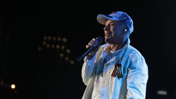 Олег Газманов даст закрытый концерт в Екатеринбурге в День учителя