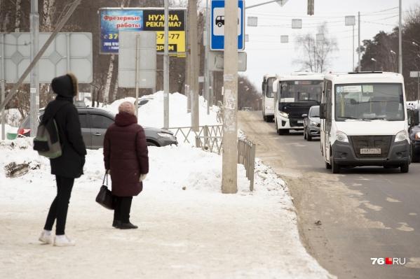 Стоимость проезда увеличилось лишь на некоторых маршрутах