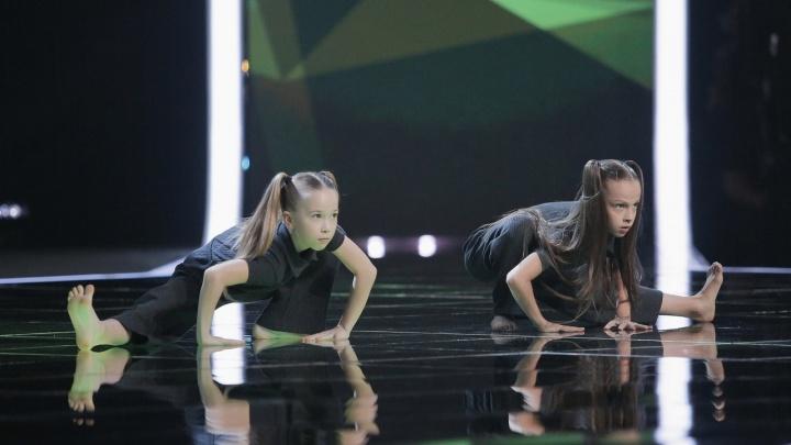 «Я в шоке!»: девятилетние девочки поразили Ивана Дорна на шоу «Новые танцы» на ТНТ