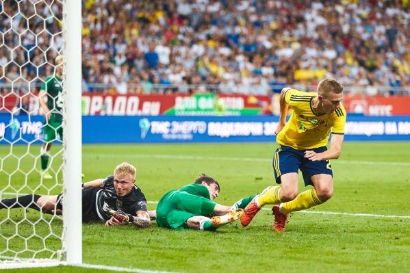 Матч на «Ростов Арене» начнется в 19:00