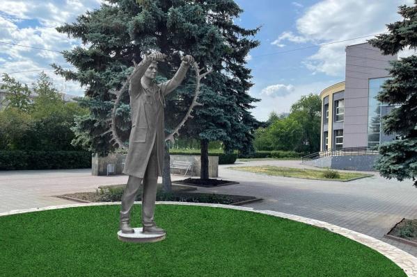 Так будет выглядеть новый памятник